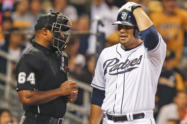 Padres Set Live-Ball Era Record for Worst Team Batting Average in Calendar Month