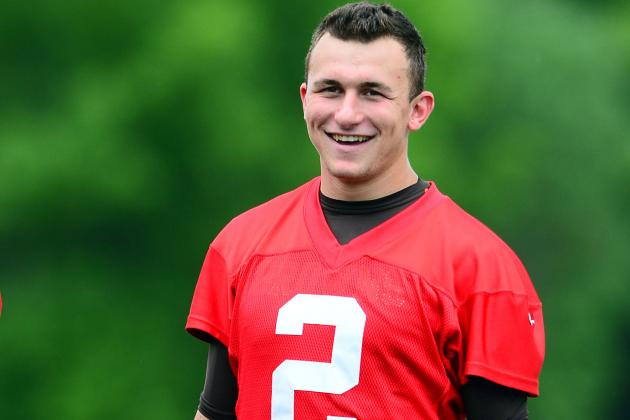 Bigger Picture Eluding Johnny Manziel