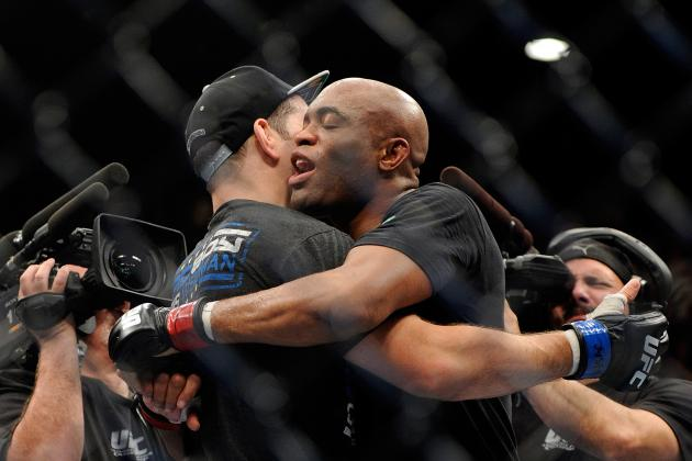 Anderson Silva: 'Rematch with Chris Weidman Is Not in My Plans'