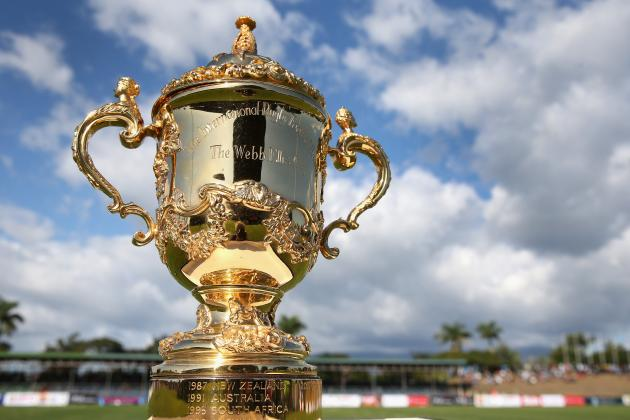 2015 Rugby World Cup Seeding Has Led to the Group of Death