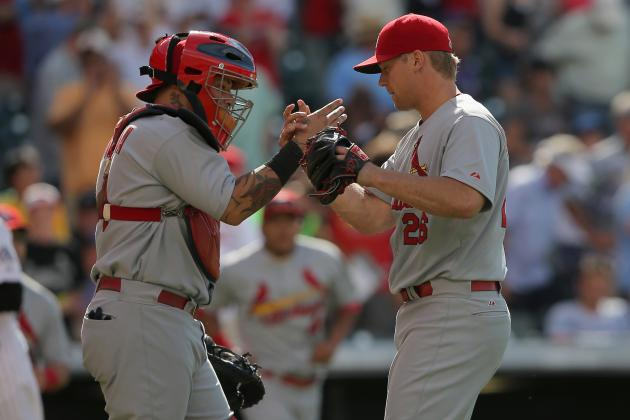 Ranking St. Louis Cardinals' Best All-Star Game Candidates
