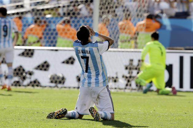 The Di Maria Who Saved Argentina's Hide Is the Man They Need for World Cup Glory