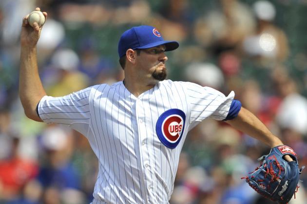 MLB Rumors: Latest Buzz Surrounding Jason Hammel and Potential Stars on the Move
