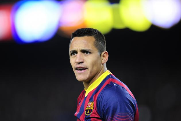 Arsenal Transfer News: Alexis Sanchez Should Be Gunners' Summer Priority