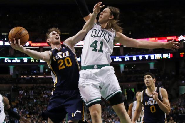 Report: Celtics Contact Gordon Hayward