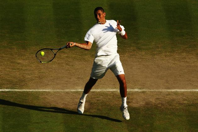 Nick Kyrgios' Confidence Will Help Him Build on Spectacular 2014 Wimbledon Run