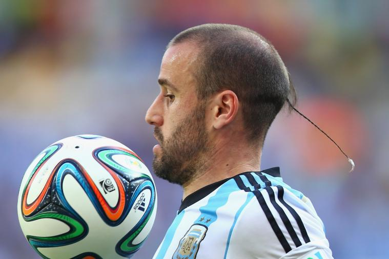 Rodrigo Palacio's Hair Gets the Meme Treatment After Argentina vs. Switzerland