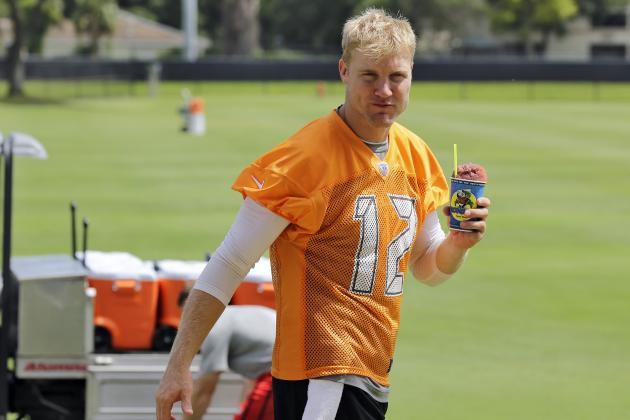 Can Josh McCown Replicate 2013 Success in Tampa Bay?