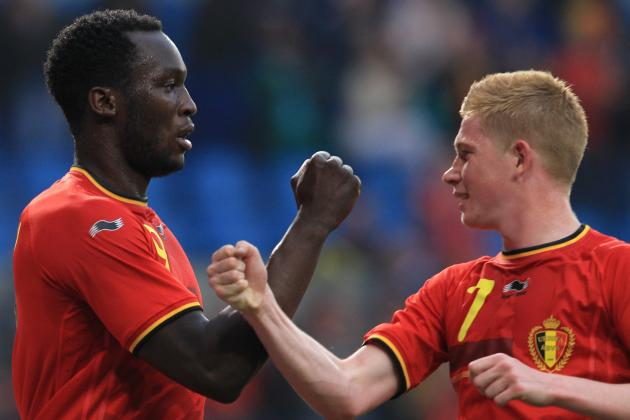 Twitter Reacts to Kevin De Bruyne, Romelu Lukaku Performances vs. USA
