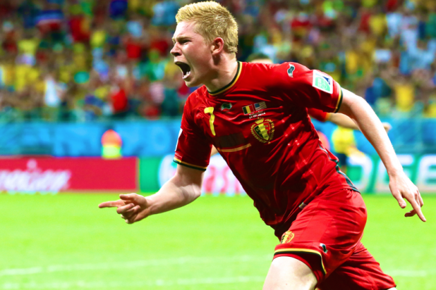 Belgium vs. USA: Live Score, Highlights for World Cup 2014 Round of 16