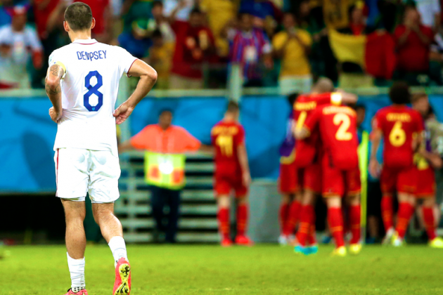 Belgium vs. USA: World Cup Round of 16 Score, Grades and Post-Match Reaction