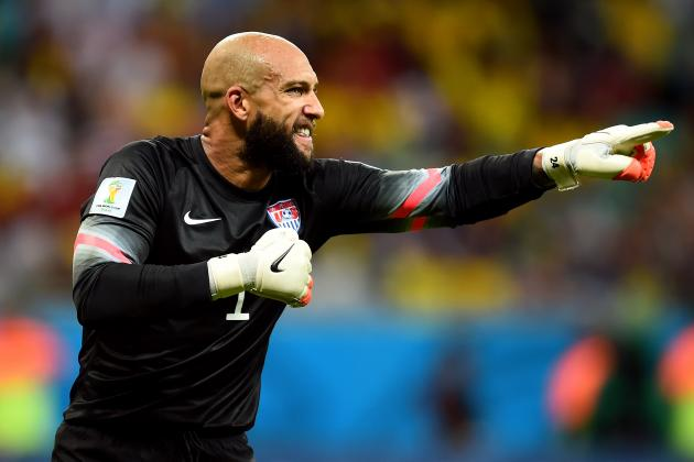 Twitter Reacts to Tim Howard, Julian Green Performances vs. Belgium