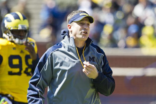 The Audible: Michigan OC Doug Nussmeier Talks New Gig, Alabama and More