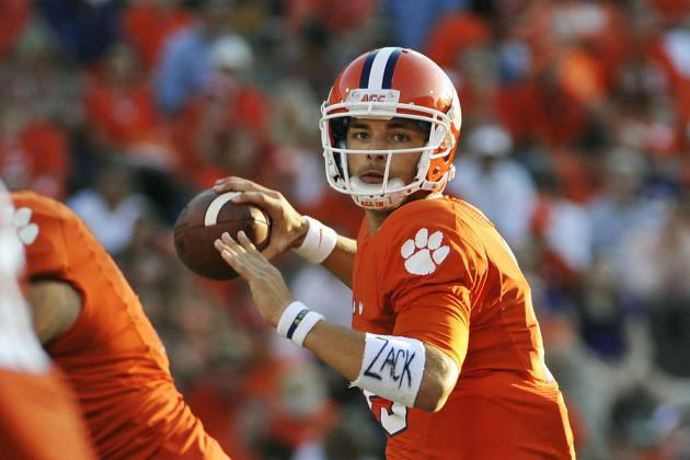 Clemson Football: Realistic Expectations for Cole Stoudt in 2014