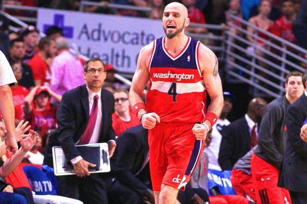 Marcin Gortat Re-Signs with Wizards: Latest Contract Details and Analysis