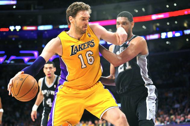 Pau Gasol Rumors: Latest Buzz and Speculation Surrounding Veteran PF