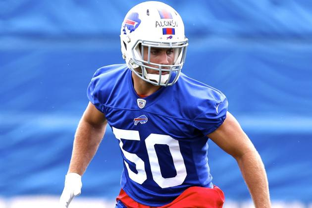 Kiko Alonso Injury: Updates on Bills Linebacker's Knee and Recovery