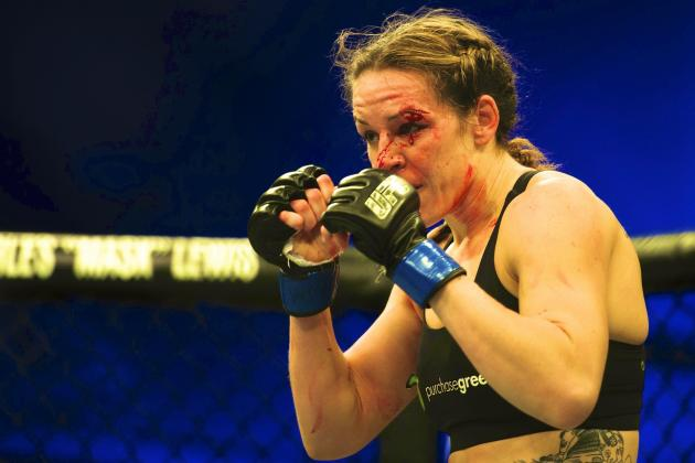 UFC 175's Alexis Davis: The Quiet Contender Looks to Dethrone Queen Ronda Rousey