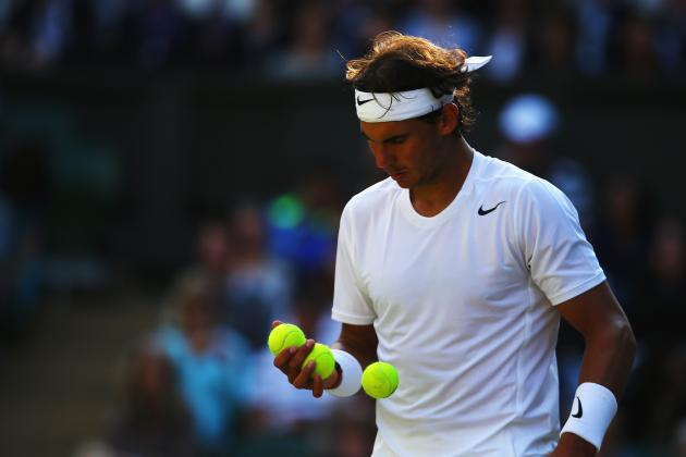 Nadal and Sharapova Upsets Highlight Grueling French Open-Wimbledon Transition