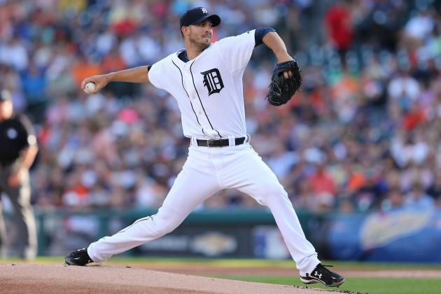 Porcello Blanks A's for 2nd Straight Shutout