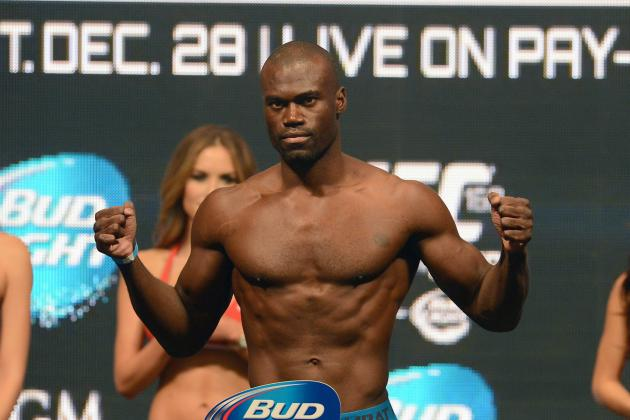 UFC 175: Is Uriah Hall a Pretender or Contender?