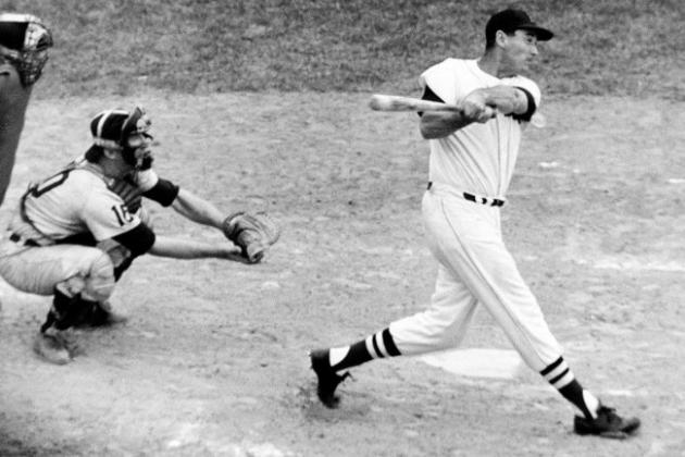 Ted Williams' Lone MVP Vote in '53 Would've Come in Handy in '47