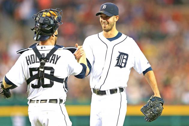 Rick Porcello's Rare Dominance Shining Bright in Star-Studded Tigers Rotation