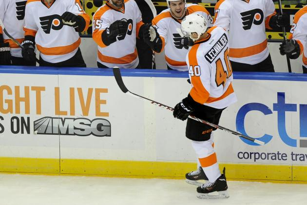 NHL Trade Rumors: Latest Buzz on Vincent Lecavalier, Joffrey Lupul and More