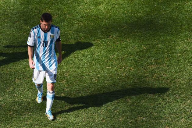 Lionel Messi Admits World Cup Fear Before Argentina's Manchester United Moment
