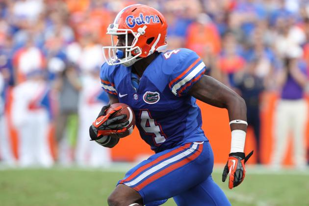 Florida Football: Why Andre Debose Will Be the Gators' X-Factor in 2014