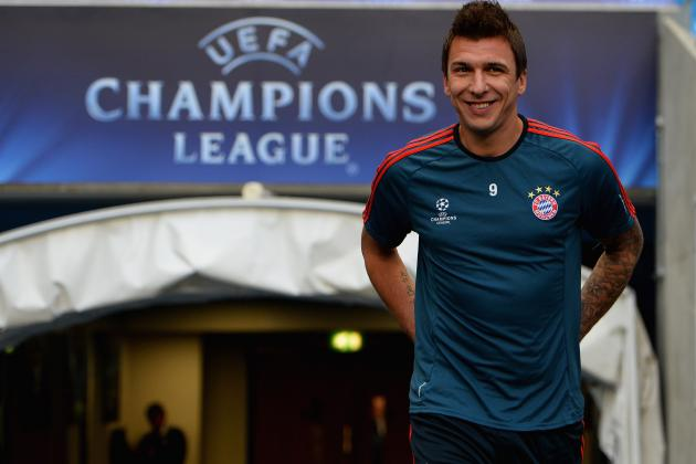 Arsenal Transfer News: Mario Mandzukic Fee Named, Mathieu Debuchy Nears Deal