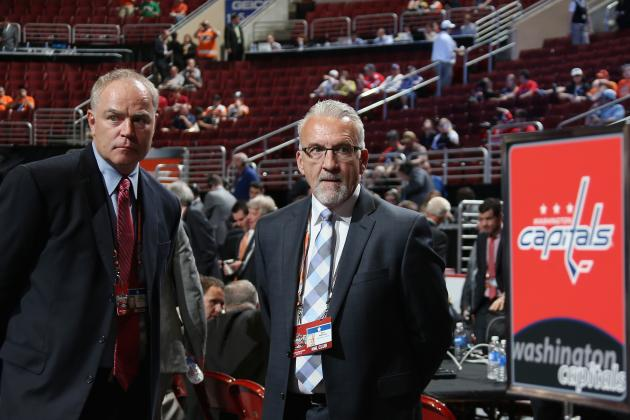 Washington Capitals' New Regime Making Few Changes to Draft Strategy