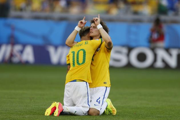 World Cup Bracket 2014: Quarter-Finals Predictions and Odds
