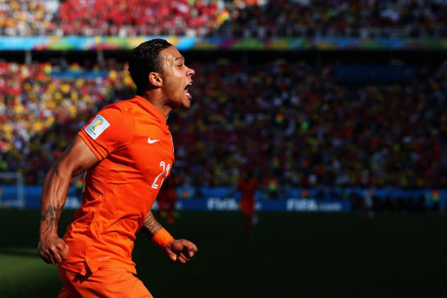 How Depay Provides Van Gaal with Extra Options for the Netherlands' Front Line