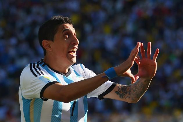 Arsenal Transfer News: Angel Di Maria Favours Gunners Amid String of Offers