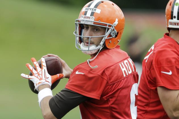 Browns Smart to Want Brian Hoyer Signed Long-Term