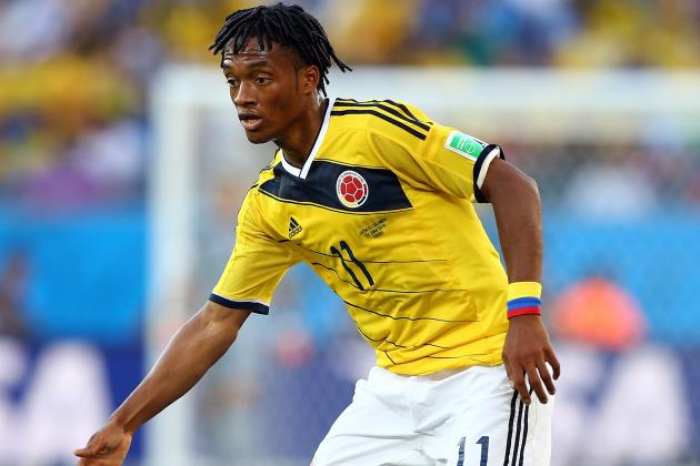 Manchester United Transfer News: Juan Cuadrado Mega Bid Reported in Italy