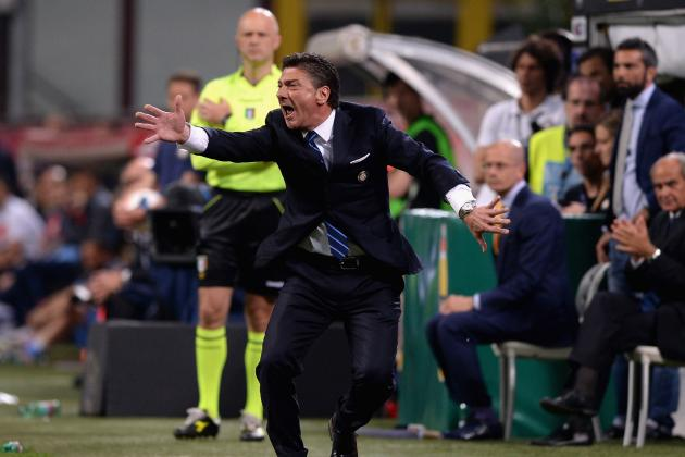 Walter Mazzarri Signs Inter Milan Contract Extension, Ends Clarence Seedorf Talk