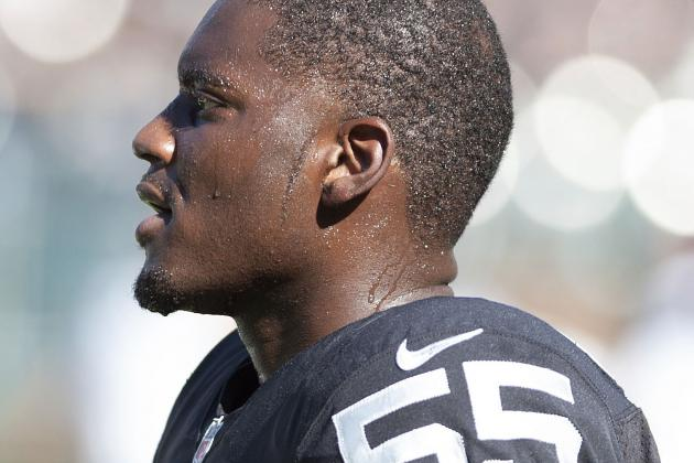 Raiders Could Face Rolando McClain in Training Camp