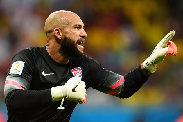 Why USMNT Goalkeeper Tim Howard Must Stay on for 2018 World Cup