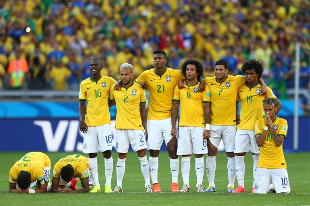 Brazil vs. Colombia: Last-Minute Live Stream and Preview for 2014 World Cup