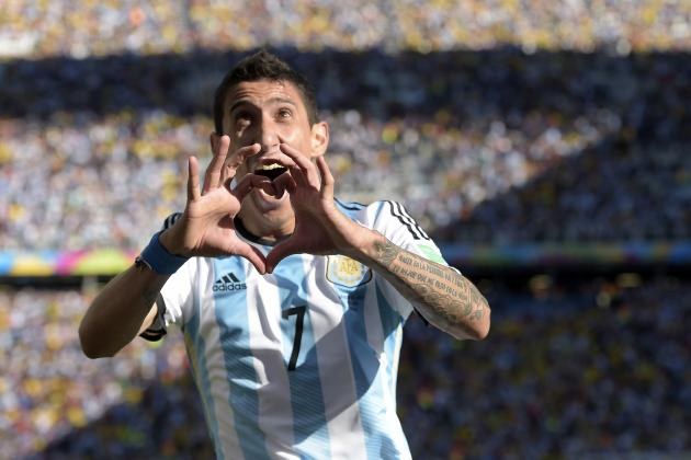 Real Madrid Must Resist Moves for Argentina World Cup Scorer Angel Di Maria