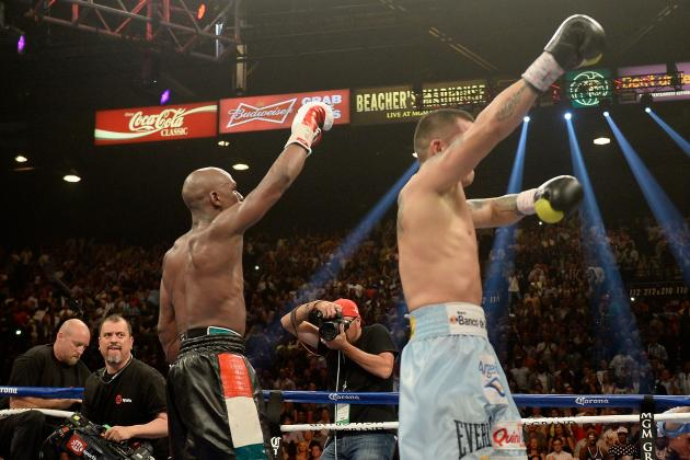 Floyd Mayweather's Rematch with Marcos Maidana Might Just Be Box Office Gold