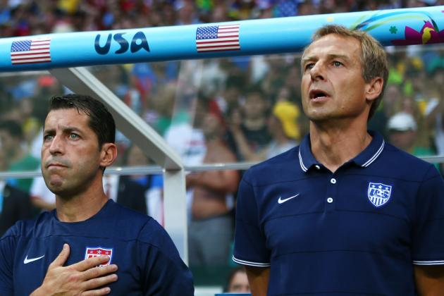 Klinsmann's Success with the USA Shows Folly of 'Staying Native' for England