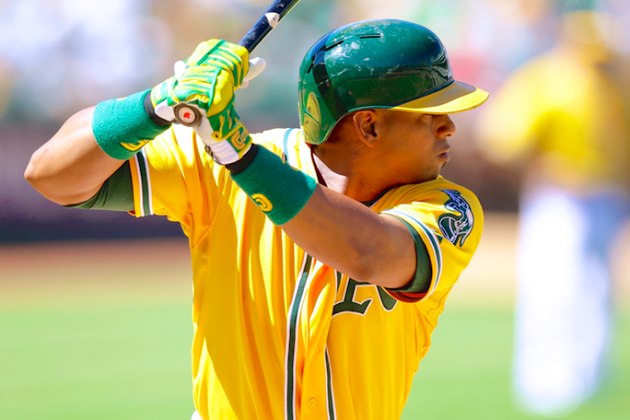 Yoenis Cespedes Injury: Updates on Athletics Star's Hamstring and Return