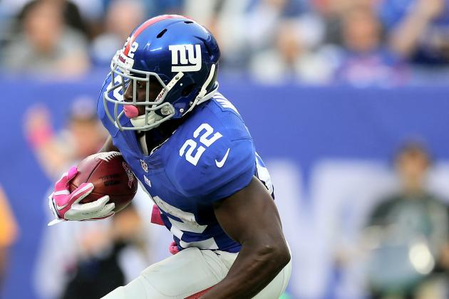 Giants Roster Preview: Running Backs