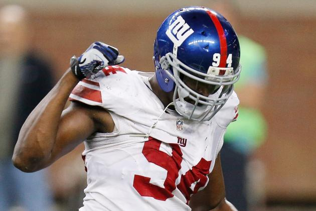 Giants' Roster Breakdown: Mathias Kiwanuka, DE