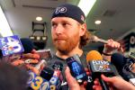 Report: NHL Star Giroux Jailed for Groping Male Cop
