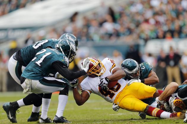 Eagles Hopeful Safety in Solid Shape