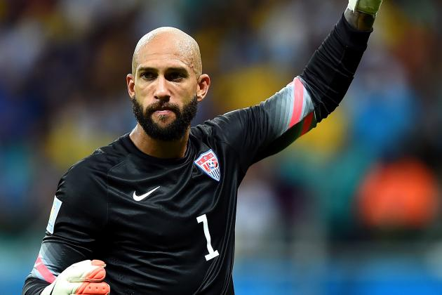 Tim Howard's Alleged Yearbook Quote Is Fitting and Spectacular